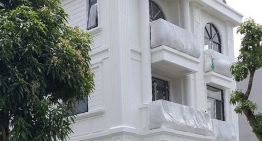 Công Trình Lắp Đặt Cửa Nhôm Xingfa Tại KĐT Việt Hưng, Long Biên, HN
