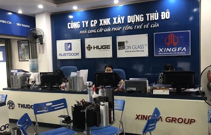 Khẳng định cửa nhôm Xingfa chính hãng nhập khẩu tại Thủ Đô Group